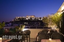 Attalos Hotel in Athens, Attica, Central Greece