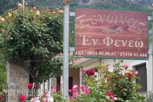 En Feneo_accommodation_in_Hotel_Peloponesse_Korinthia_Feneos