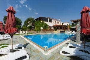 Castello Rosso Hotel_accommodation_in_Hotel_Central Greece_Evia_Nea Stira