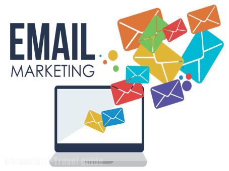 Email Marketing,Travel catalog, tourist guide, catalogue,etravel.gr