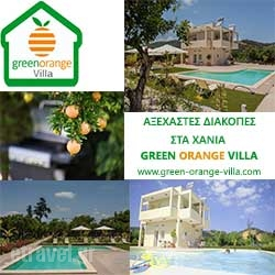 Green Orange Villa - Offer