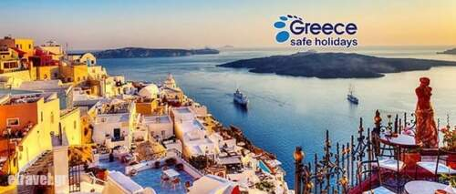 Safe travel in Greece - holidays Summer 2020 after covid-19
